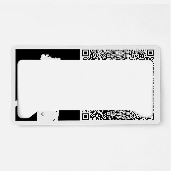JEFFERSON_PERV_TO_TYRANNY License Plate Holder
