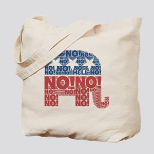 GOP says NO-sd Tote Bag