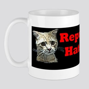 republicansBlackRed2 Mug