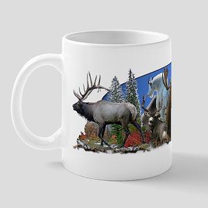 Elk,deer,moose,goat Mug