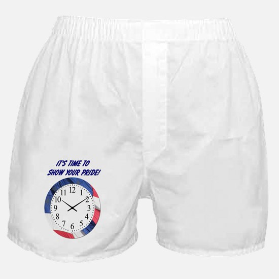 itstime_01 Boxer Shorts