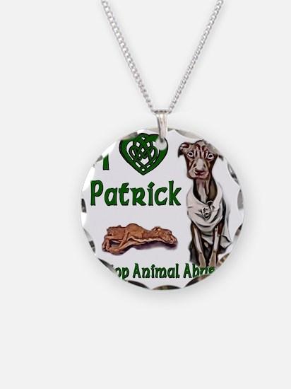 Patrick Celtic Love copy Necklace