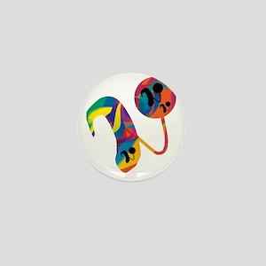 CIabstract Mini Button