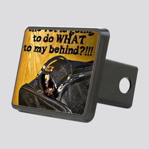 At the Vets Rectangular Hitch Cover
