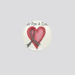 Pray for a cure 2 Mini Button