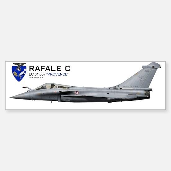 rafale_merd_provence Sticker (Bumper)