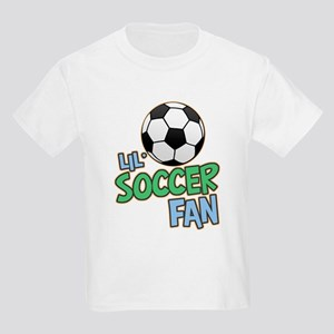Lil' Soccer Fan Kids T-Shirt