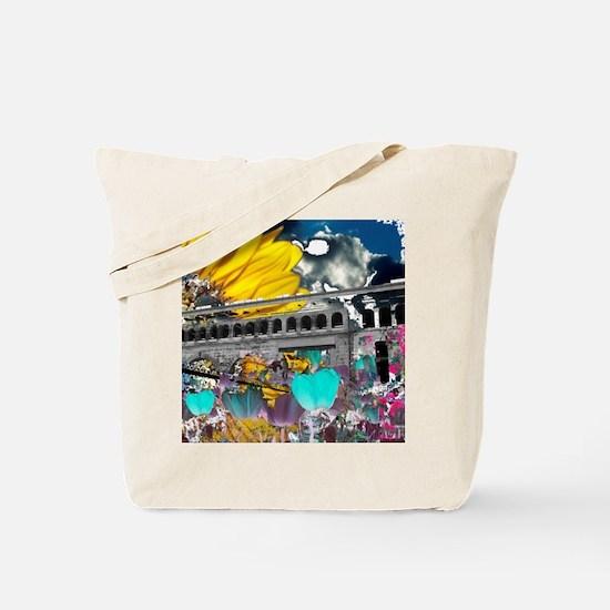 """Invisible""Tote Bag"