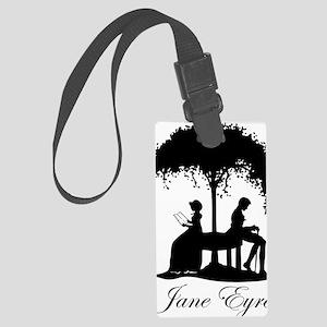 Jane Eyre Large Luggage Tag