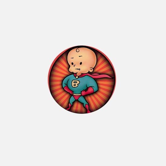 super-baby-CRD Mini Button