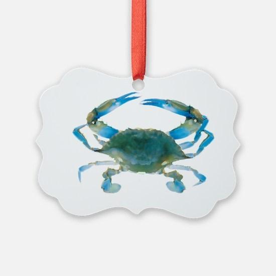 bluecrab Ornament
