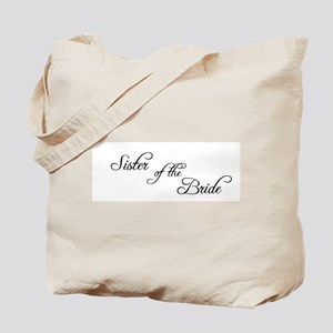Sister Of Bride - Formal Tote Bag