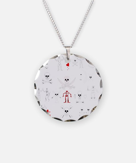 Pirate Montage Necklace