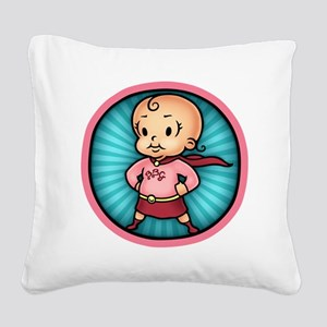 super-bbg-T Square Canvas Pillow