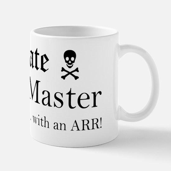 Pirate SM Apparel (Black) Mug