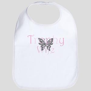 Trophy Wife - Butterfly Bib