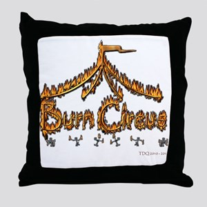 BCShirt1 Throw Pillow