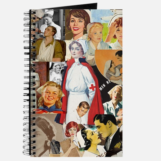 nurse collage mousepad Journal