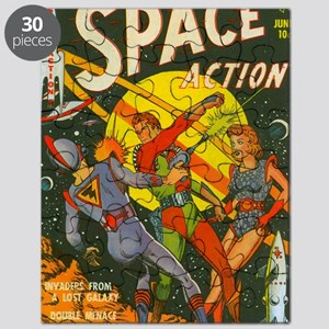 spaceactioncover Puzzle