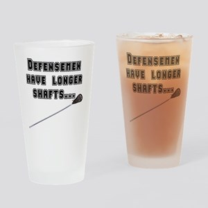 Lacrosse_longshaft2 Drinking Glass