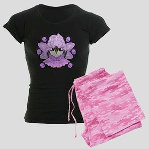 Sugarplumfairyguin Women's Dark Pajamas