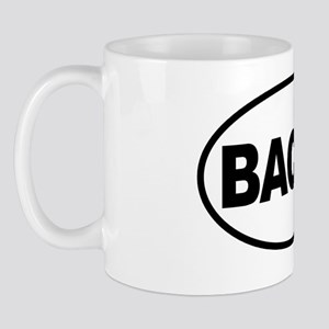 bacon-oval Mug