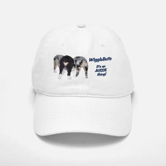 Wigglebutts Baseball Baseball Cap