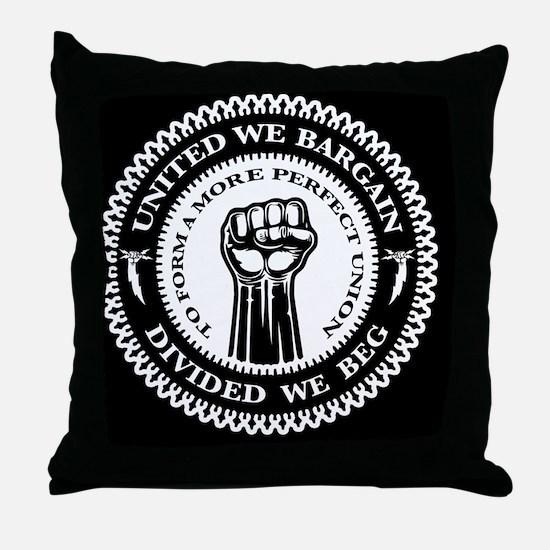 bargain-beg-BUT Throw Pillow