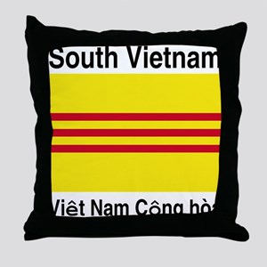 South-Vietnam-Light Throw Pillow