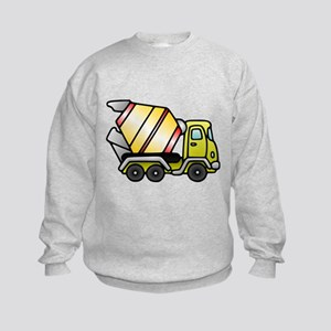 Cement Truck Sweatshirt