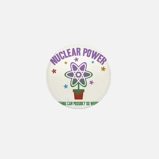 nuclear-go-wrong-T Mini Button
