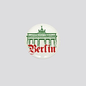 Berlin Brandenburg Gate Mini Button