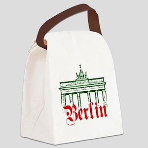 Berlin Brandenburg Gate Canvas Lunch Bag