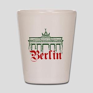 Berlin Brandenburg Gate Shot Glass
