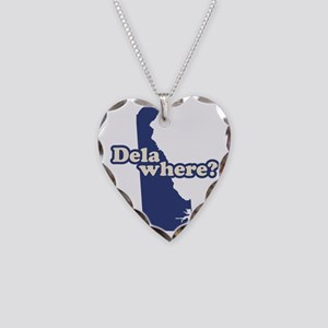 Delawhere Necklace Heart Charm
