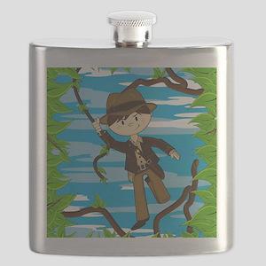 Explorer Pad Flask