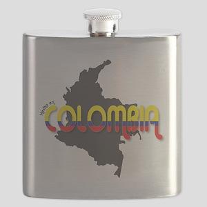 Hecho en Colombia Flask