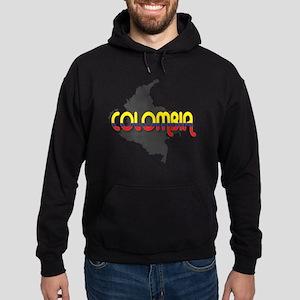 Hecho en Colombia Hoodie (dark)