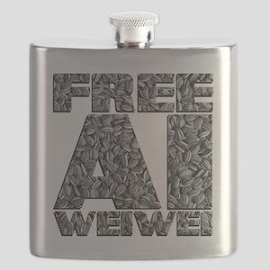 Free Ai Weiwei Flask