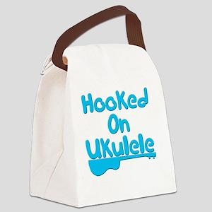 ukulele stringed instrument uke Canvas Lunch Bag