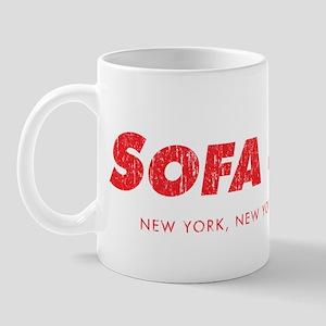 SofaKing_shirt_red Mug