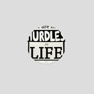 Hurdles Mini Button