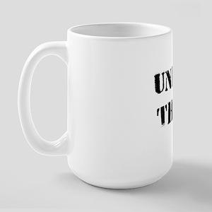 Original Union Thug Large Mug