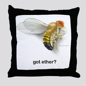 got ether? Throw Pillow