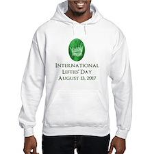 International Lefties' Day Hooded Sweatshirt