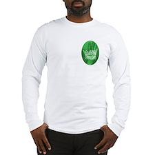Tspc Logo Lefty Proud White Long Sleeve T-Shirt