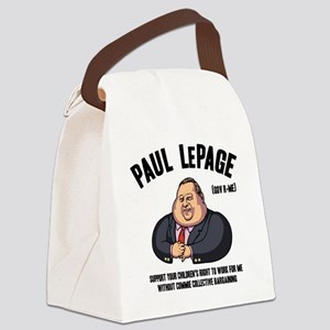 lepage-LTT Canvas Lunch Bag
