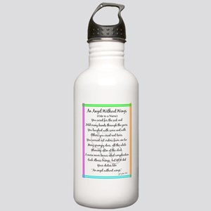 Nurse Poem Stainless Water Bottle 1.0L