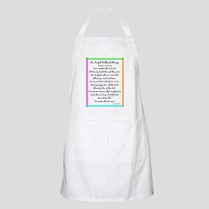 Nurse Poem Apron