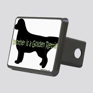 Golden_Brother Rectangular Hitch Cover